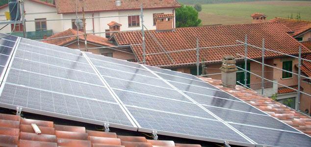 fotovoltaici affiancati