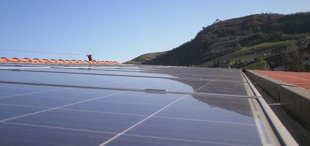 fotovoltaico in zona rurale