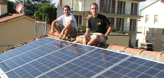 impianto fotovoltaico faenza