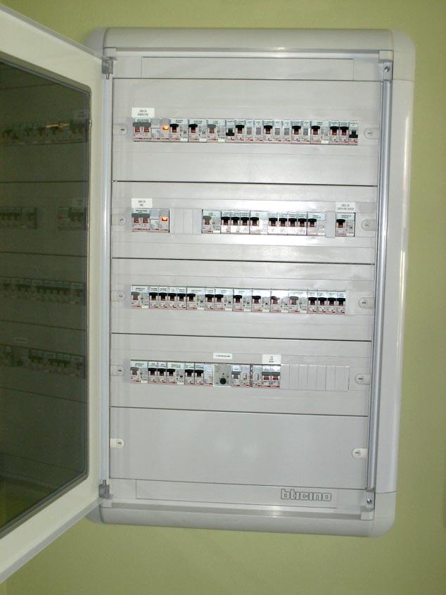 Stelux blog archive cablaggio e installazione di for Tipi di interruttori elettrici