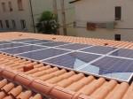 Impianto fotovoltaico a tetto (Faenza)