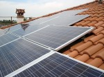 L'impianto fotovoltaico realizzato a Faenza
