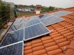L'impianto fotovoltaico visto da un'altra prospettiva