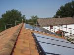 Fotovoltaico su casa in legno - Pergola (Faenza)