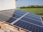 Impianto fotovoltaico zona Celle