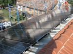 Impianto fotovoltaico realizzato a Filetto, Ravenna