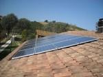 Fotovoltaico in zona agricola