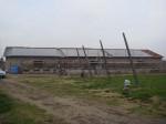impianto fotovoltaico in zona rurale