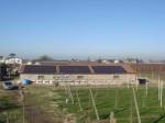 impianto fotovoltaico a basso impatto ambientale