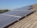 Impianto fotovoltaico appartamento A